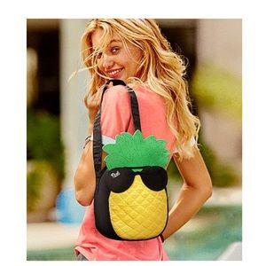 Victoria's Secret PINK Pineapple Lunch Bag/Cooler